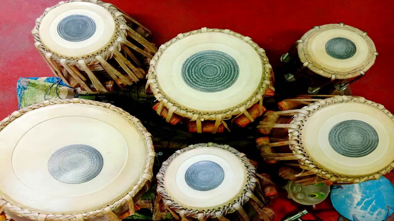 Teen Taal Loop | Tintaal 75BPM | Tabla Beats | Teen Taal | Tabla Scale 'D'