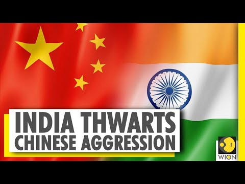 WION Fineprint: Indian troops pre-empted PLA acitivity at Pangong Tso from YouTube · Duration:  4 minutes 43 seconds