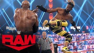 Kofi Kingston vs. Bobby Lashley: Raw, May 17, 2021