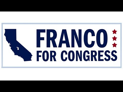 Ricardo Franco, Candidate for California's 22nd Congressional District, on Central Valley Business