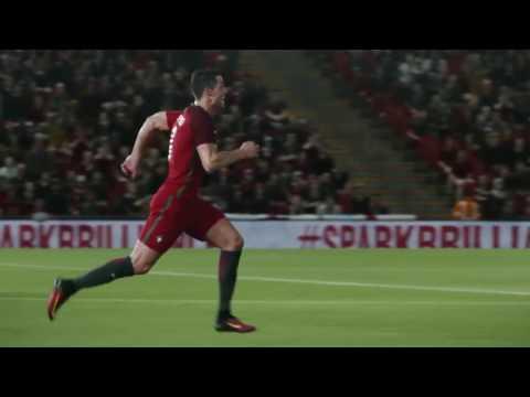 Full Nike Commercial, ft Ronaldo, Kane, Martial etc. THE SWITCH!!
