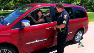 Ames Police Pull Over PSA