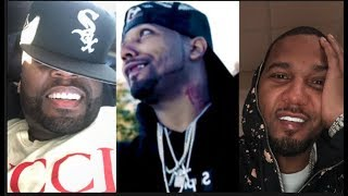 50 Cent & Fans Clown Juelz Santana After Music Video Reveals He's Missing Teeth & Using Fake Teeth