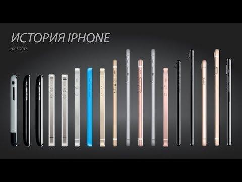 ЭВОЛЮЦИЯ iPhone. Какой iPhone выбрать в 2018 году?