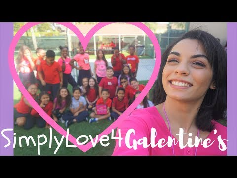 Simplylove4Galentines   TEACHer Vlog