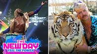 Kofi Kingston wants Joe Exotic of Tiger King at WrestleMania The New Day Feel the Power