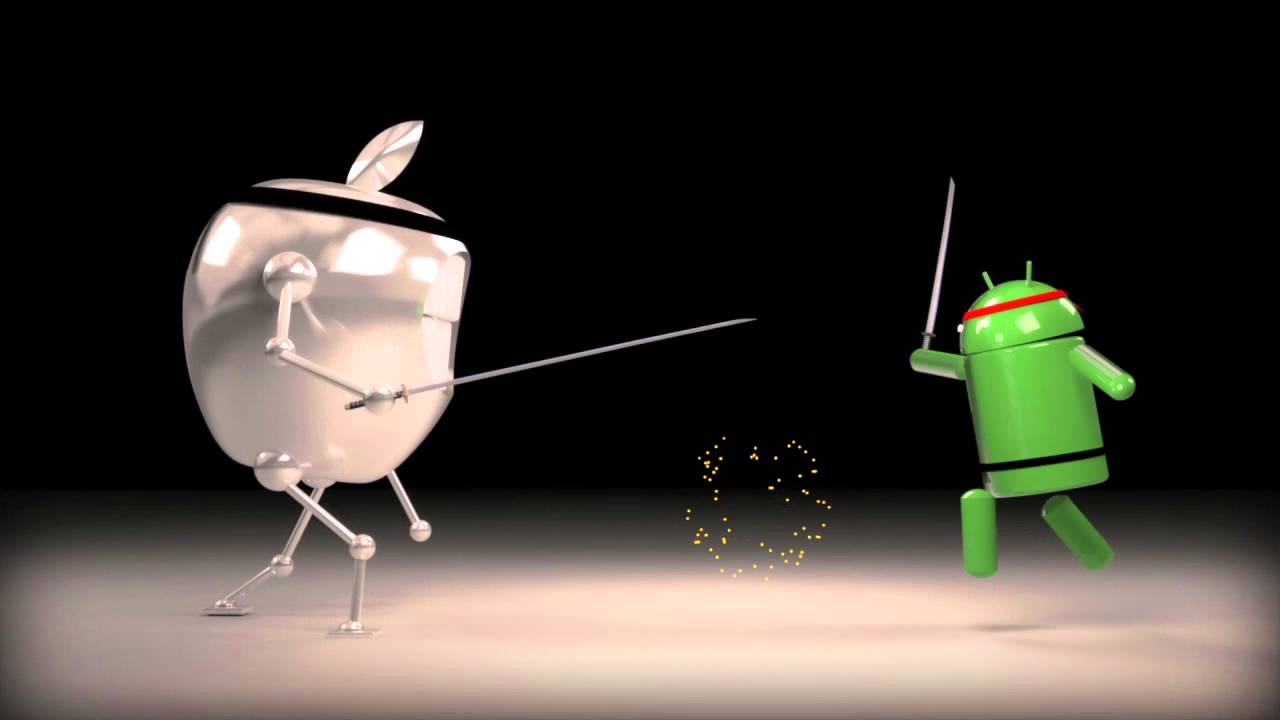 Image result for apple vs android