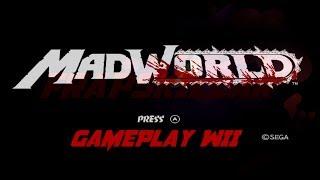 MadWorld Gameplay WII 1080P