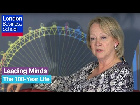 Leading Minds – The 100-Year Life | London Business School