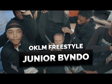 Youtube: JUNIOR BVNDO – OKLM Freestyle « Dès le matin »
