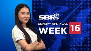 Top 5 NFL Picks for Sunday | NFL Week 16 Game Picks & Predictions