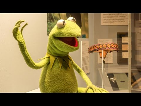 Jim Henson's most beloved puppets find a new home in NYC exhibit