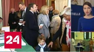 Выборы во Франции: метрополия - за Макрона и Ле Пен, заморские территории - за Меланшона