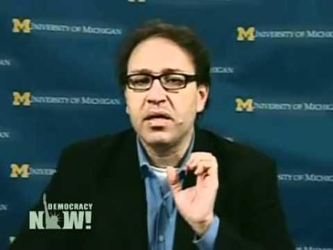 Libyan Poet/Scholar Khaled Mattawa on Libya's Pro-Democracy Movement Amid Government Violence 2 of 2