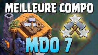 Meilleure compo MDO7 - Stratégie d