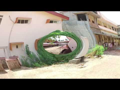 Aerial View Of Mangalore University
