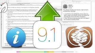 iOS 9.1 Liberado (Información y Jailbreak)