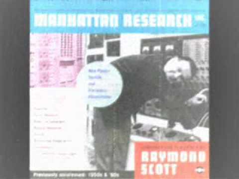 Raymond Scott - Manhattan Research, Inc. (4/7) mp3
