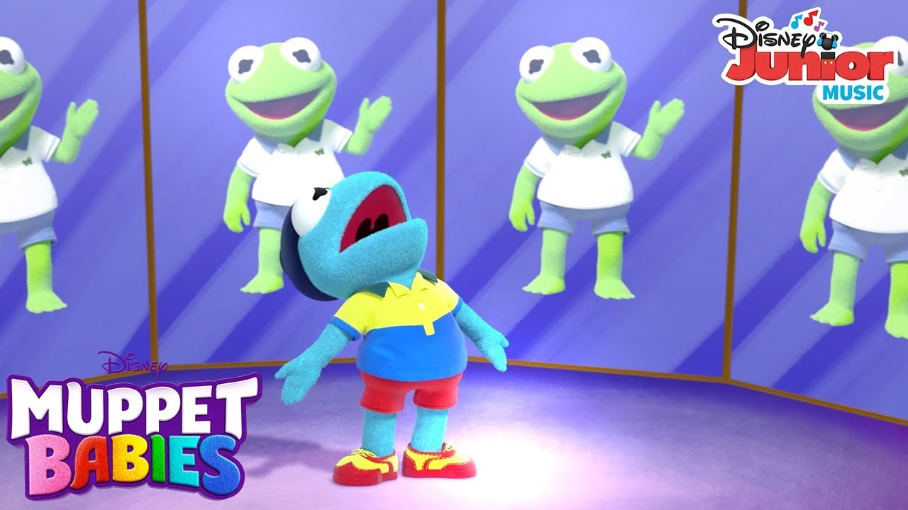The Lily Pad Blues Music Video | Muppet Babies | Disney Junior - YouTube