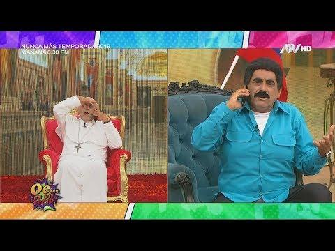 'Oe... ¿Es en serio?': El papa 'Pancho I' conversó con Maduro