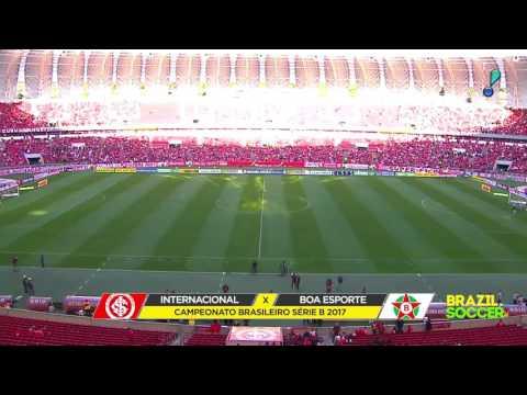 Inter 0 x 1 Boa Esporte - Melhores momentos - 01/07/2017