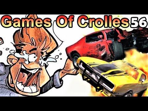 De FLATOUT à WRECKFEST ! Games Of Crolles 56 Radio Gresivaudan