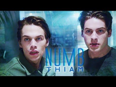 Lian Dunbar And Theo Raeken Thiam  Numb