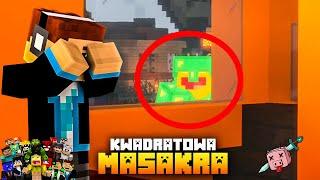 SKKF MNIE NAKRYŁ NA.. | KWADRATOWA MASAKRA #06 | Minecraft Vertez