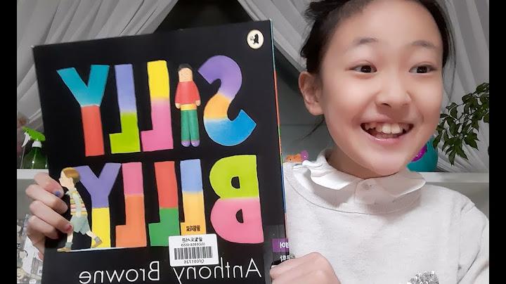 SILLY BILLY 👦 영어 어린이 동화책 읽어주기 어린이날 특집