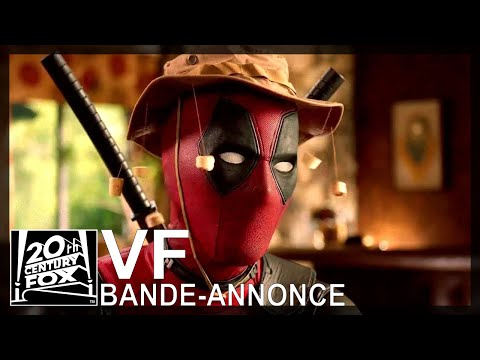 Deadpool VF - Bande-Annonce 1 [HD] | 20th Century FOX