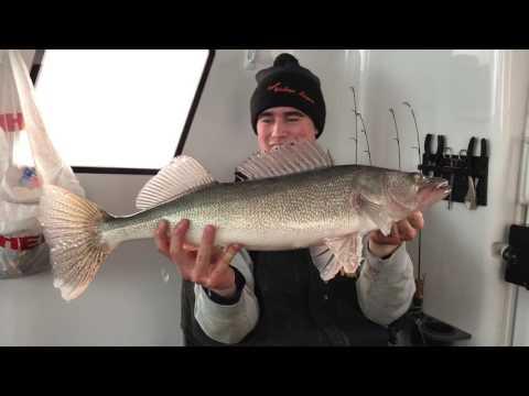 Walleye Slayers - South Dakota Ice Fishing