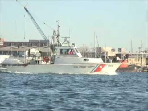 CG Station Boston Cold Water Boating Safety Advisory