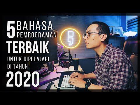 5 BAHASA PEMROGRAMAN TERBAIK UNTUK DIPELAJARI DI TAHUN 2020