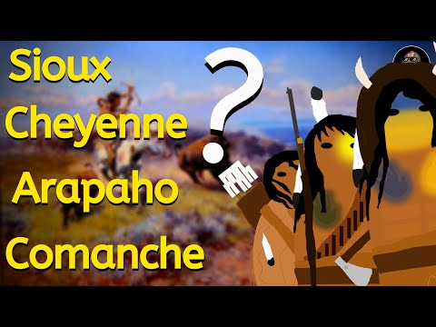 How Did Native American Tribes Get Their Names?