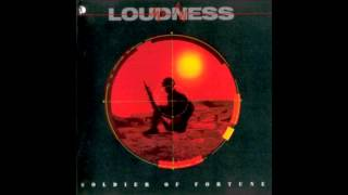 Loudness - Soldier Of Fortune (Full Album) (1989) LOUDNESS 動画 8