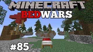 Minecraft : BED WARS no skycraft #85 - JOGANDO COM INSCRITOS!! GANHEI UM PRESENTE!!