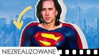 Jak miał wyglądać SUPERMAN Tima Burtona - TYLKO KINO