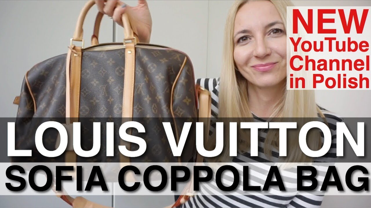 18091dc0cee2 WHAT S IN MY BAG LOUIS VUITTON SOFIA COPPOLA