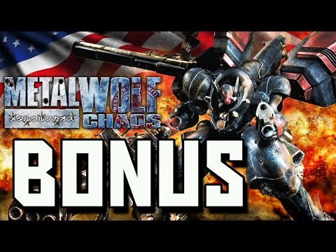 Let's Play Metal Wolf Chaos ft. Mike (BONUS) - Space President