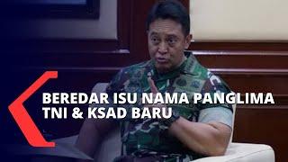 Soal Isu Nama Panglima TNI dan KSAD Baru, Ini Jawaban Komisi I DPR & Pengamat Militer Connie Bakrie