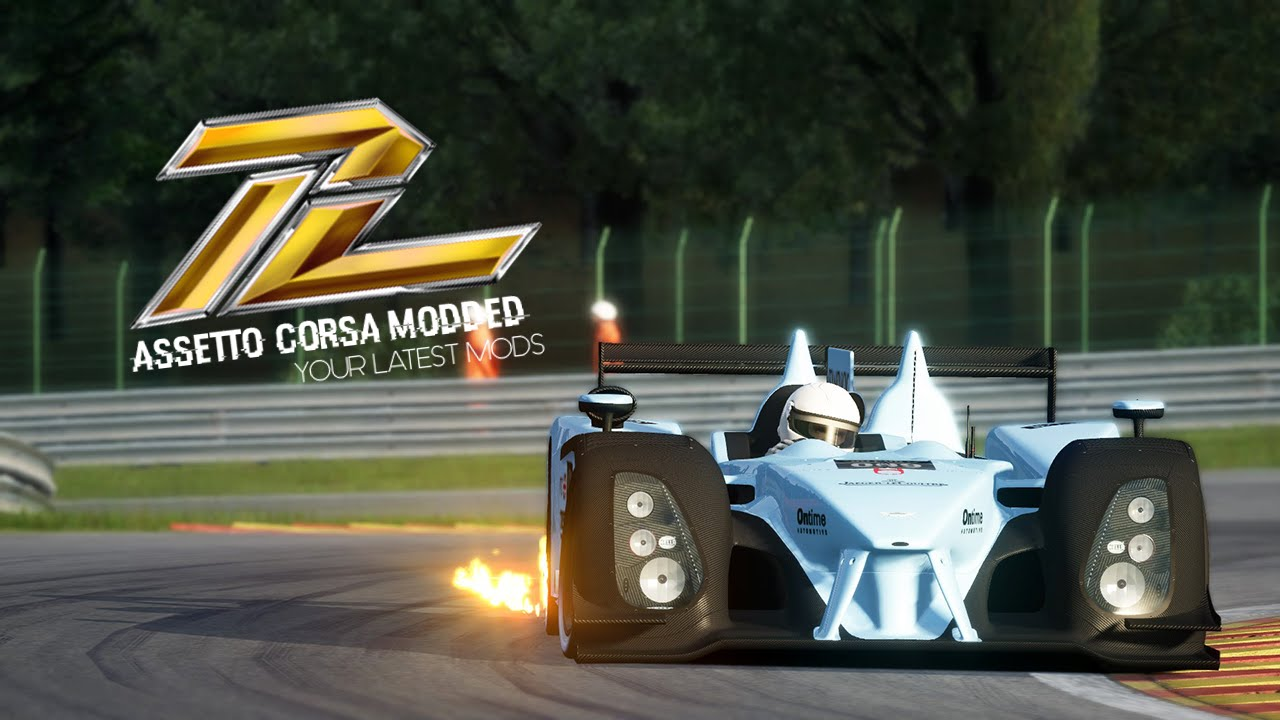 Assetto Corsa Aston Martin Amr One Youtube