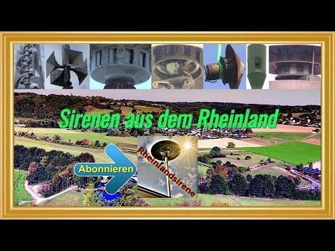 Rheinlandsirene - Kanaltrailer 2017/2018 - Sirenen Aus Dem Rheinland