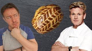 MVK tries Gordon Ramsay's Beef Wellington Recipe