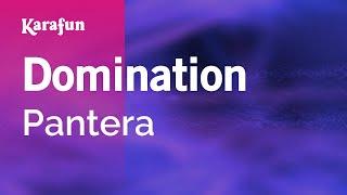 Karaoke Domination - Pantera *