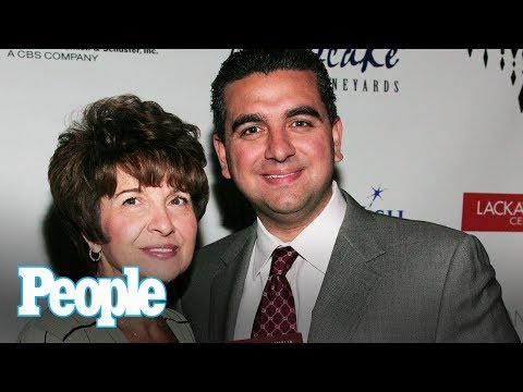 Cake Boss: Buddy Valastro Remembers Losing His Mom To ALS, Their Final Goodbye  People NOW  People