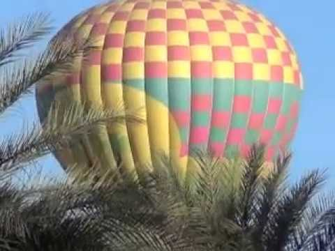 16 people Thermal to Tribal    Hot air balloon high power lines