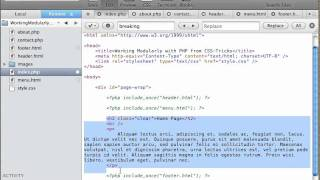 Screencast #11: Working Modularly with PHP Mp3