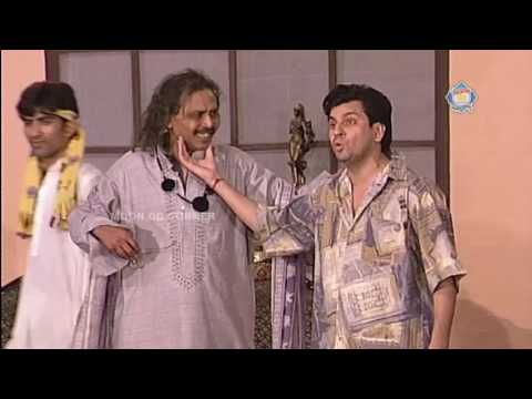 Pakistani Stage Drama - Best Of Sajan Abbas And Tariq Teddy,