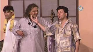 Best Of Sajan Abbas and Tariq Teddy New Pakistani Stage Drama Full Comedy Clip