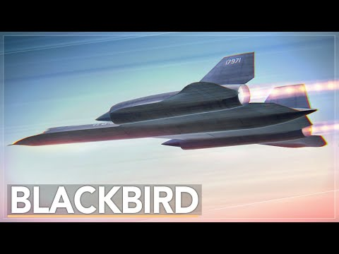 Why Was This Plane Invulnerable: The SR-71 Blackbird Story